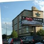 Billboardy w Jeleniej Górze okazują się być wspaniale rozlokowane